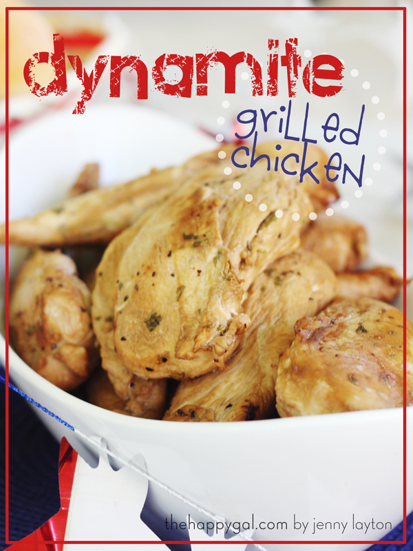 dynamite grilled chicken resized